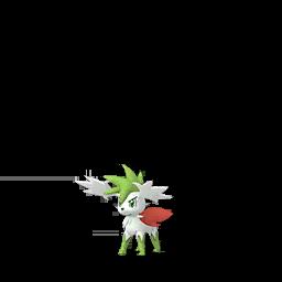 Pokémon shaymin-forme-celeste