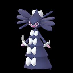 Sprite chromatique de Sidérella - Pokémon GO