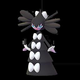 Modèle de Sidérella - Pokémon GO