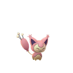 Fiche de Skitty - Pokédex Pokémon GO