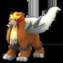 Fiche Pokédex de Entei - Pokédex Pokémon GO