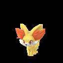 Fiche Pokédex de Feunnec - Pokédex Pokémon GO