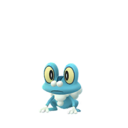 Fiche Pokédex de Grenousse - Pokédex Pokémon GO