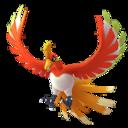 Fiche Pokédex de Ho-Oh - Pokédex Pokémon GO
