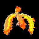 Fiche Pokédex de Sulfura - Pokédex Pokémon GO