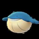 Fiche Pokédex de Wailmer - Pokédex Pokémon GO