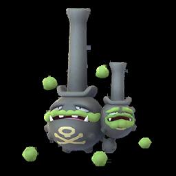Pokémon smogogo-g