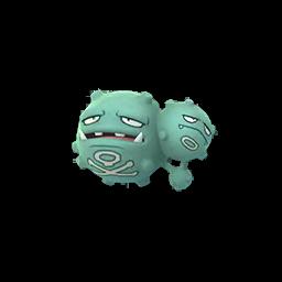 Sprite chromatique de Smogogo - Pokémon GO