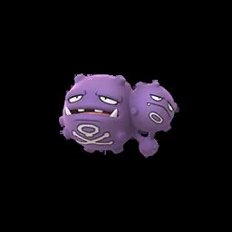 Modèle de Smogogo - Pokémon GO