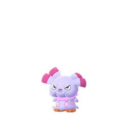 Sprite chromatique de Snubbull - Pokémon GO