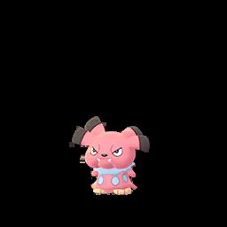 Sprite  de Snubbull - Pokémon GO