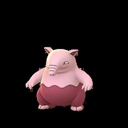 Modèle shiny de Soporifik - Pokémon GO