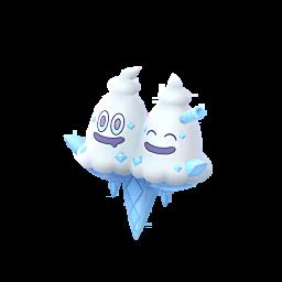 Modèle de Sorbouboul - Pokémon GO