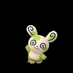 Imagerie de Spinda (2) - Pokédex Pokémon GO