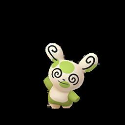 Imagerie de Spinda (6) - Pokédex Pokémon GO