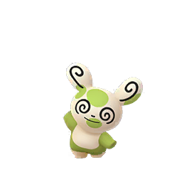 Pokémon spinda-6-s