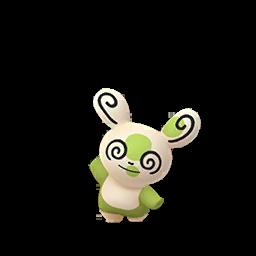 Imagerie de Spinda (8) - Pokédex Pokémon GO