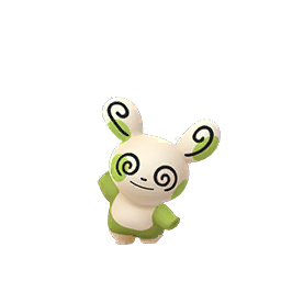 Spinda forme chromatique