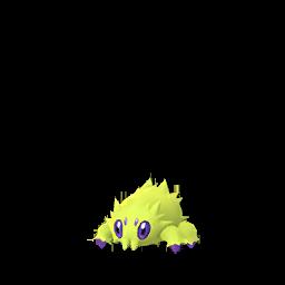 Sprite chromatique de Statitik - Pokémon GO