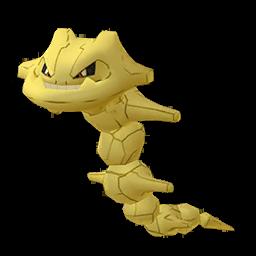 Sprite femelle chromatique de Steelix - Pokémon GO