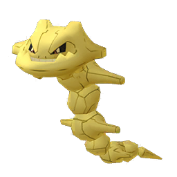 Sprite mâle chromatique de Steelix - Pokémon GO