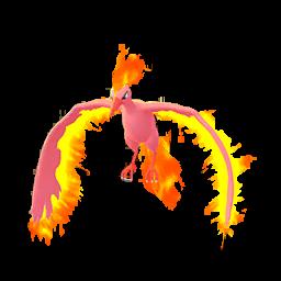 Fiche de Sulfura - Pokédex Pokémon GO