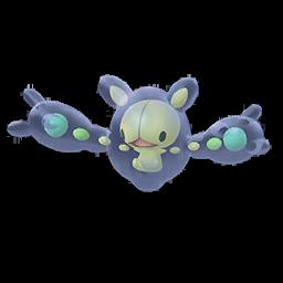 Sprite chromatique de Symbios - Pokémon GO