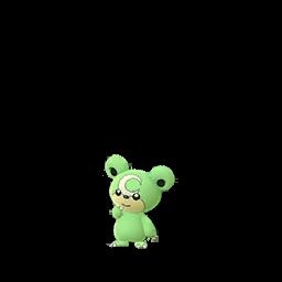 Pokémon teddiursa-s