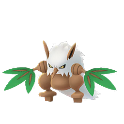 Modèle de Tengalice - Pokémon GO