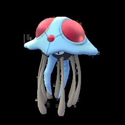 Modèle de Tentacruel - Pokémon GO