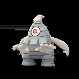 Modèle de Téraclope - Pokémon GO
