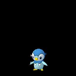 Sprite  de Tiplouf - Pokémon GO