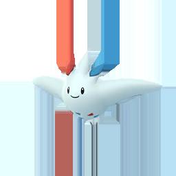 Sprite  de Togekiss - Pokémon GO