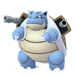 Imagerie de Tortank (clone) - Pokédex Pokémon GO