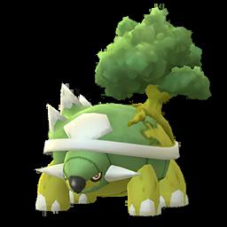 Sprite chromatique de Torterra - Pokémon GO