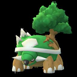 Sprite  de Torterra - Pokémon GO