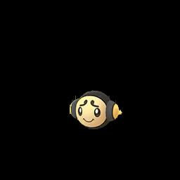 Sprite chromatique de Tritonde - Pokémon GO