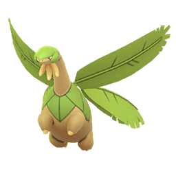 Tropius forme chromatique