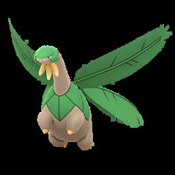 Modèle de Tropius - Pokémon GO