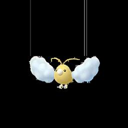 Modèle shiny de Tylton - Pokémon GO