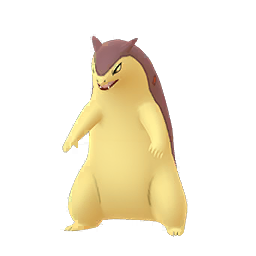 Pokémon typhlosion-s
