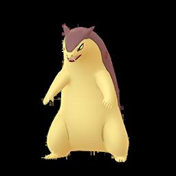 Fiche de Typhlosion - Pokédex Pokémon GO