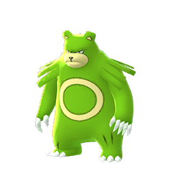 Sprite femelle chromatique de Ursaring - Pokémon GO