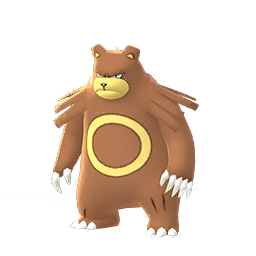Sprite femelle de Ursaring - Pokémon GO
