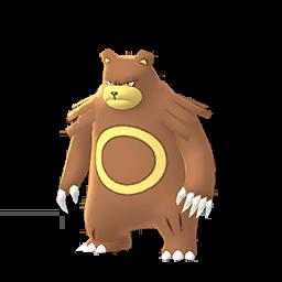 Pokémon ursaring