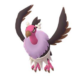 Sprite femelle chromatique de Vaututrice - Pokémon GO