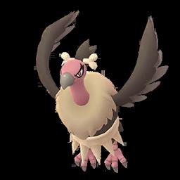 Modèle de Vaututrice - Pokémon GO