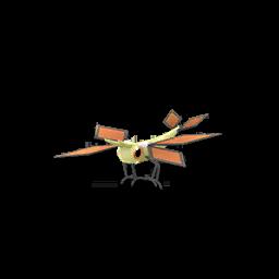 Sprite chromatique de Vibraninf - Pokémon GO
