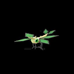 Pokémon vibraninf