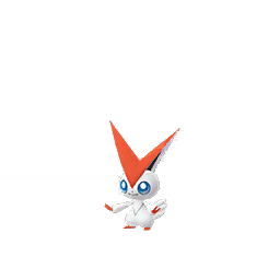 Sprite chromatique de Victini - Pokémon GO